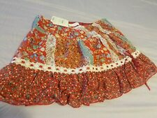 Liz Lisa Floral Red Skirt NWT lolita hime gyaru Japanese fashion japan mini sm