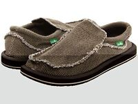 Men's Shoes Sanuk Chiba Sidewalk Surfer Slip-on Loafer Medium (D, M)
