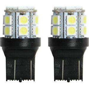 Pilot Automotive 12V White LED Car Brake Light IL-7443W-15 - Set of 2