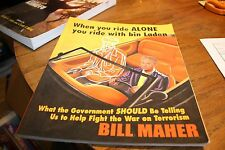 Bill Maher: When You Ride Alone You Ride With Bin Laden  (SR)
