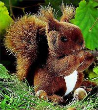 Kösener 3600 - écureuil petit 15 cm Animal À Câliner en peluche