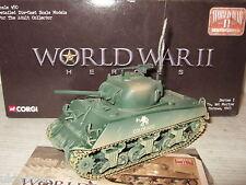 "CORGI US51009 M4 A3 char Sherman ""Colorado"" USMC 1st amphibie BATT. 1:50."
