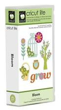 NEW!!  Cricut cartridge Bloom!!  Lite / Retired / HTF!  Free shipping!!