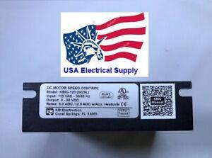 KB Electronics KBIC-120 DC Motor Speed Control 9429L