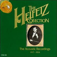 The Heifetz Collection (CD, BMG The Acoustic Recordings 1917-1924 (3 DISC SET)