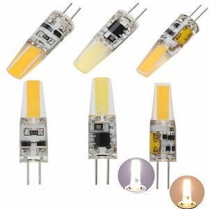 LED G4 Lights Capsule Bulbs AC DC 12V 6W Replace 40W Halogen Lamps Energy Saving