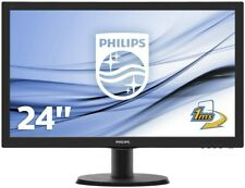 "Philips 243V5LHSB/00  EEK B 59.9 cm (23.6"") 1920 x 1080 Full HD LED (Monitor)"