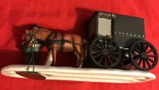 Heritage Village Colection - Amish Buggy Department 56 #5949-8