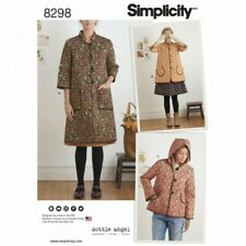 Mccalls patrón M7594 tamaño de misses vestidos 14-22 sin cortar