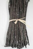 20 Gousses de vanille de Madagascar Grade B 10/13 cm