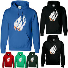 Preston Playz Childrens Hoody Youtuber Ice Cream Flame Mens Gaming Hoodie Gift
