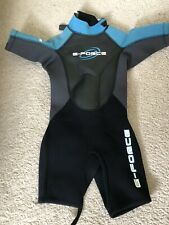 New listing G-Force Child's Wetsuit Age 2-3