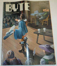 Byte Magazine A Programmable Character June 1978 112014R