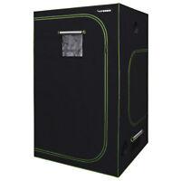 """VIVOSUN 48""""x48""""x80"""" Indoor Hydroponics Mylar Grow Tent w/ Easy-view Window 4'x4'"""