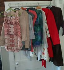 womens plus size clothing lot-XL XXL work wear and casual wear 10pcs