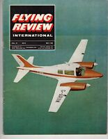 Flying Review International May 1964  UAR Federal Germany Soviet Union Italy