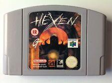 Hexen N64 Nintendo 64 N079G2