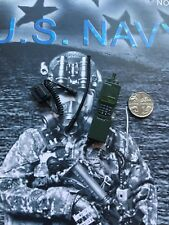 MINI volte US Navy Ultima NAVE TOM Chandler Radio Loose SCALA 1/6th