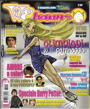 WELCOME il magazine delle WITCH - Nr 10 - Poster Emma Watson-Coldplay-Scamarcio