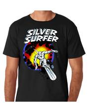 silver surfer t shirt new comic book hulk x men marvel thor dr strange