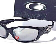 NEW* Oakley STRAIGHT JACKET POLARIZED BLACK Iridium Lens Sunglass 9038 12-935