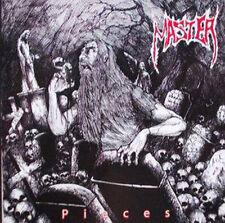 MASTER - Pieces CD (Goatsucker, 2015)  *Death Metal