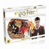 Harry Potter Quidditch 1000 Piece Jigsaw Puzzle - New for 2020 - Family Games