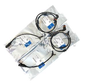 4x Front & Rear ABS Speed Sensor for Mercedes 1644405541 1644405641 1YR Warranty