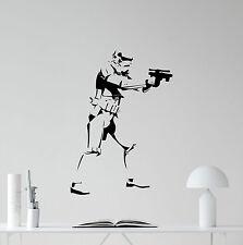 Stormtrooper Star Wars Wall Decal Movie Vinyl Sticker Decor Poster Art 224zzz