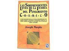 JOSEPH MURPHY  Las Sorprendentes Leyes de la Fuerza del Pensamiento Cosmico (Sp