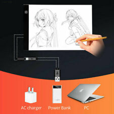 A4 LED Writing Painting Light Box Tracing Board Copy Pads Drawing Digital Tablet
