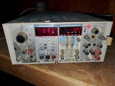 Tektronix Tm504 Power Module Withps 503a Dc503a Dm 505 Amp Fg 503 Modules Brc3