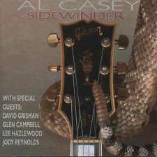 AL CASEY - Sidewinder CD 00 Bear Family  Glen Campbell David Grisman Duane Eddy