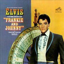 ELVIS PRESLEY FRANKIE AND JOHNNY 75TH ANNIVERSARY EDITION CD