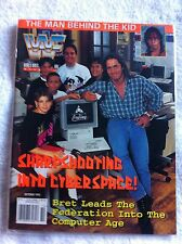 Wwf Now Wwe With Bret Hart