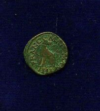 ITALY/ITALIAN STATES MANTUA FRANCESCO II GONZAGA 1484-1519 DOPPIA QUATTRINO COIN