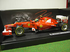 Ferrari F2012 Fernando Alonso 2012 1 18 Model X5520 Hot Wheels