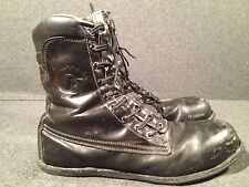 Chippewa Mens 9 1/2 C Leather Steel Toe boots USA AS IS