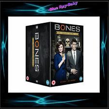 BONES - COMPLETE SERIES SEASONS 1 2 3 4 5 6 7 8 *** BRAND NEW DVD BOXSET***