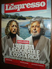 The Express. Beppe Grillo, Luca Ronconi, III