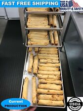 Freeze Dried Fully Cooked Beef Taquitos Camping Hiking Survival Storage Food Eat