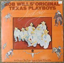 Old Records Dept: Bob Wills' Original Texas Playboys Today - 1977 album
