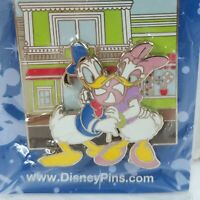 Disney Parks Adventure Pin 94518 Main Street  Donald & Daisy Duck Brand New 2012