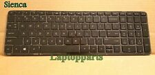 New HP/Compaq 250 G3 255 G3 256 G3 256 i3 i5 Series Laptop Keyboard with Frame