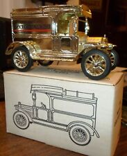 Hershey Golden Almond Candy Ertl Truck 1913 Model T Delivery Bank