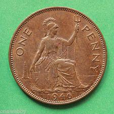 1946 George VI Penny SNo41188