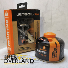 MightyMo Stainless Steel Compact Cooking Stove & JetPower Gas - JetBoil - MTYM