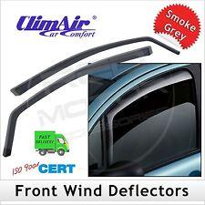 CLIMAIR Car Wind Deflectors KIA PRO CEE'D 2007 2008 2009 2010 2011 2012... FRONT