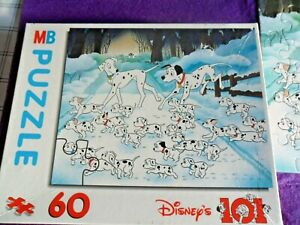 A Fantastic Pre-Owned MB Disney 101 Dalmatians Jigsaw Puzzle