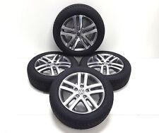 VW Golf 6 VI Alufelgen Allwetterreifen Felgen Reifen Goodyear 1K0601025DF